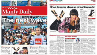 The Manly Daily, AUS, Candy Marx.jpg