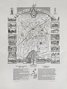 Carshalton Map B/W