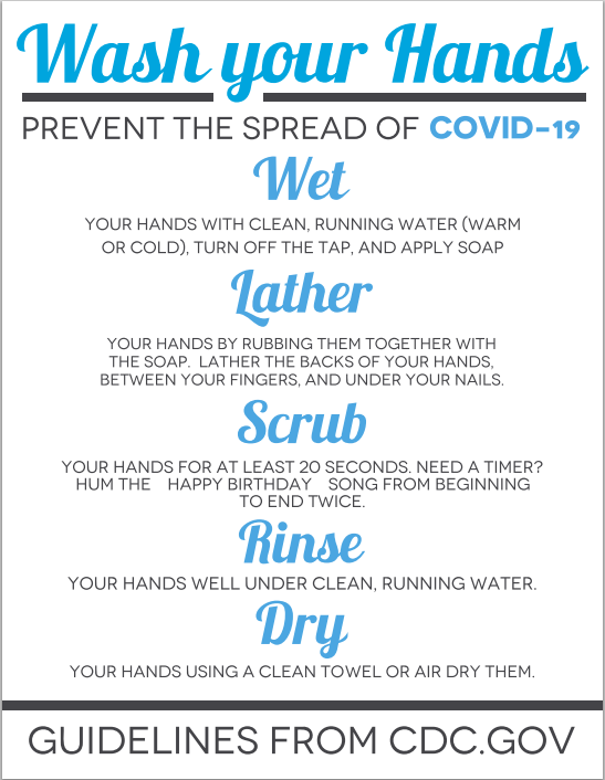 #CV907-wash your hands prevent the sprea