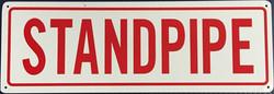 #1070  12x4 .020 Alum.-Standpipe