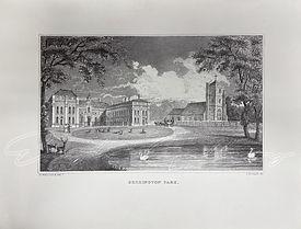 Beddington Park Surrey