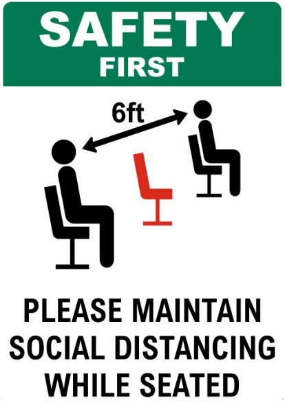#CV944-Maintain Social D While Seated