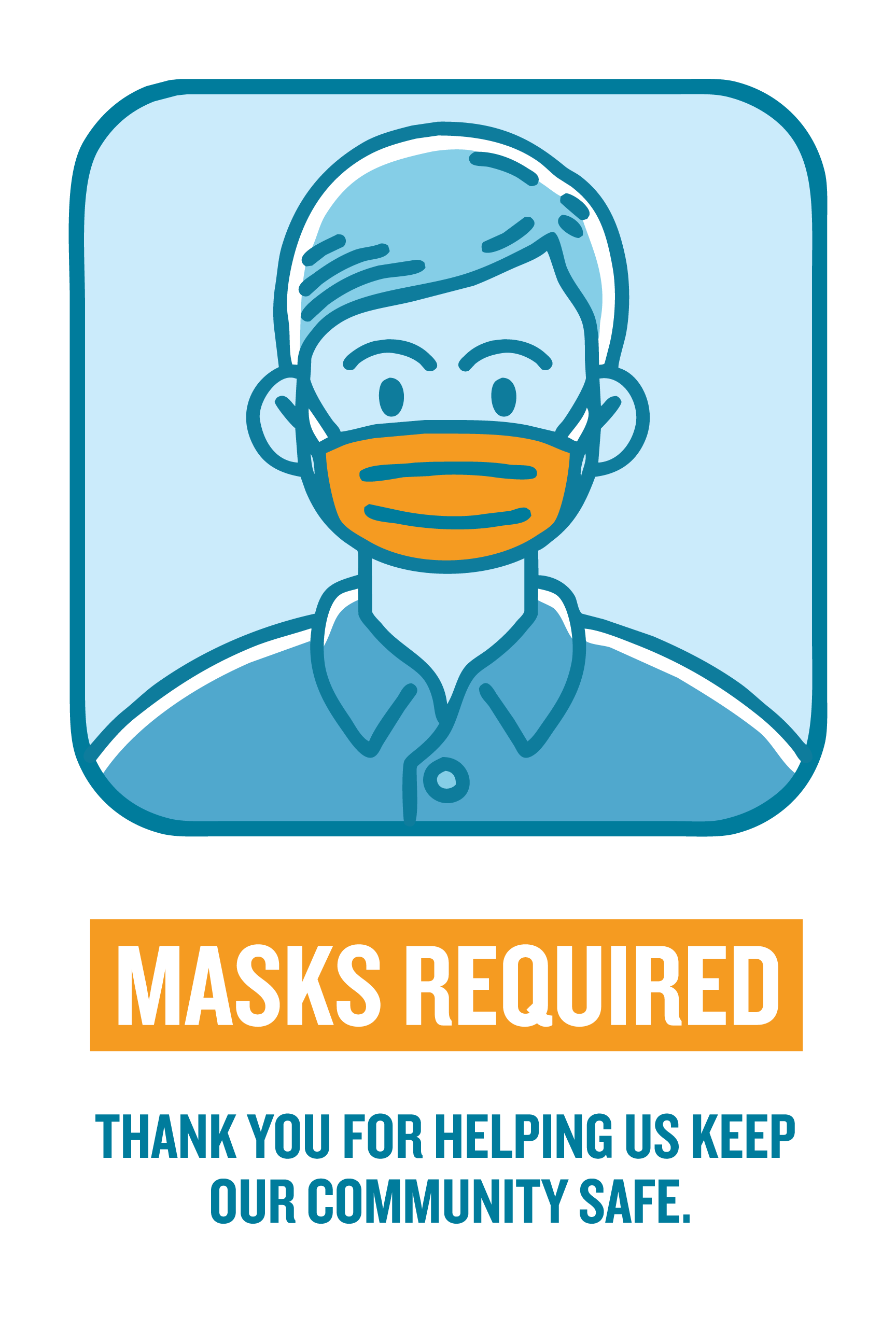 #CV935-masks required