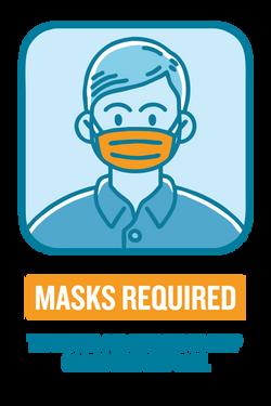 #CV935-masks required