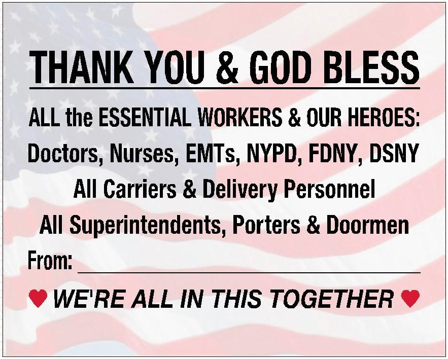 #CV986-thank you & God bless