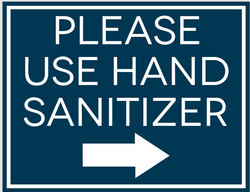#CV905-please use hand sanitizer