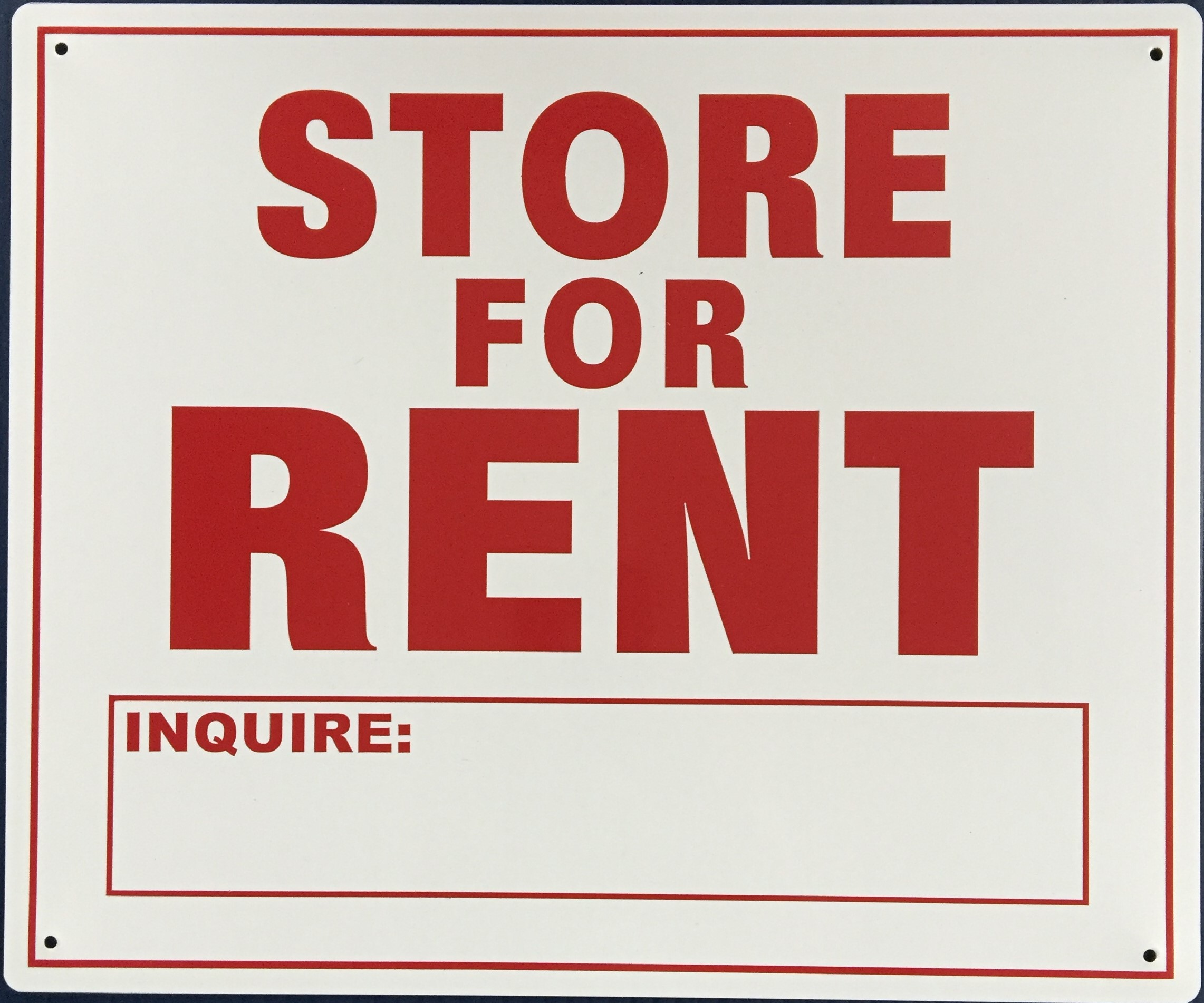 #154  12x10 .020 Alum.-Store For Rent