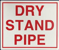 #1066  12x10 .020 Alum.-Dry Standpipe