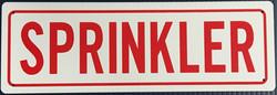 #1069  12x4 .020 Alum.-Sprinkler