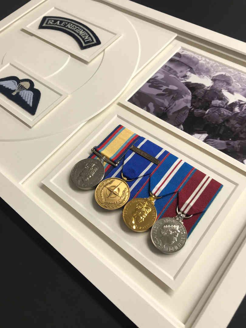 medal Mounting