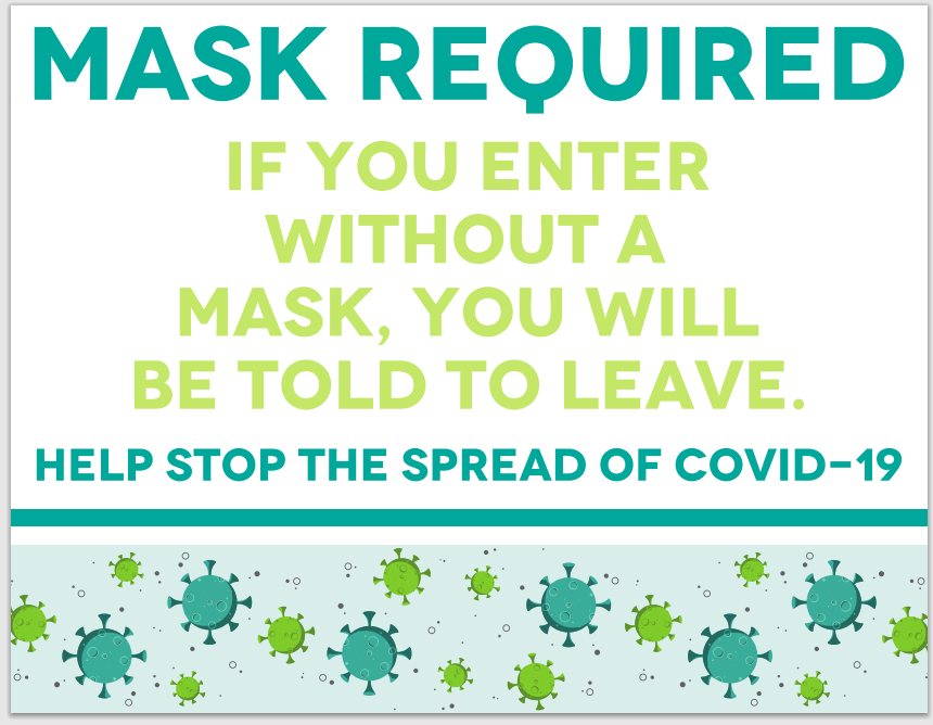 #CV932-mask required
