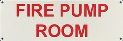 #1055  12x4 .020 Alum.-Fire Pump Room