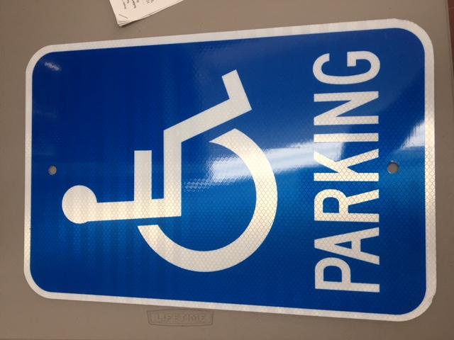 12 x 18 .063 Handic.Parking Reflec. (2).