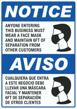 #CV942- Anyone Entering This Buisness Mu