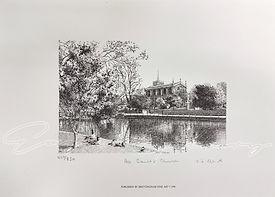 All Saints Church Carshalton Ponds