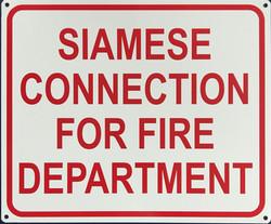 #1023  12x10 .020 Alum.-Siamese Conn