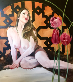 About Sensuality | Tulip, 2016