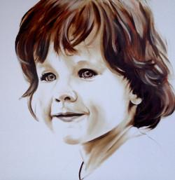 Porträt eines Jungen IV, 2014