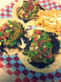 Picadillo Tacos (Beef)
