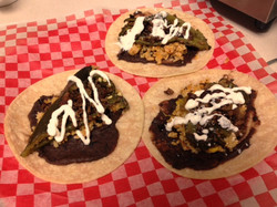Poblano Peppers Tacos
