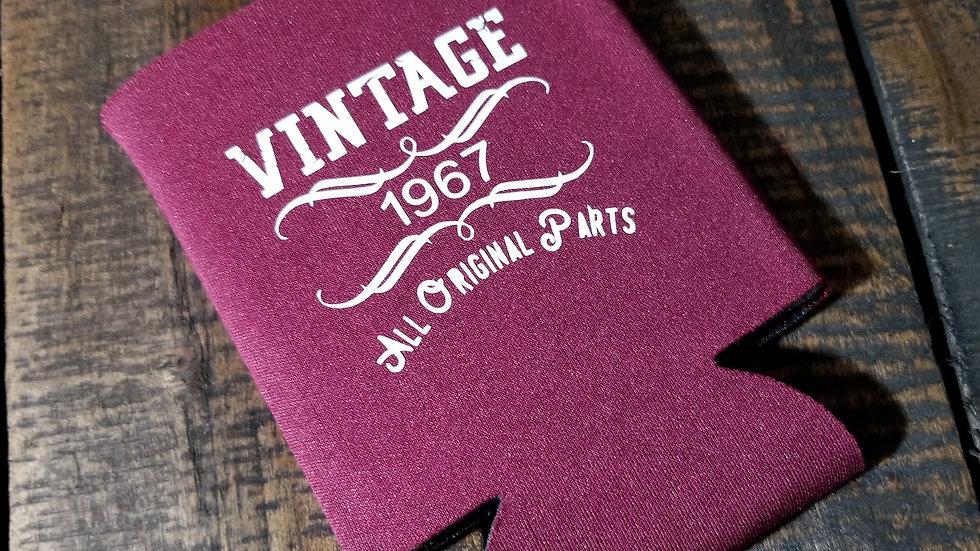 Can cooler/ Vintage
