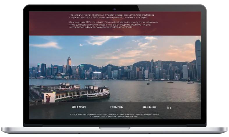 Global Mobility | APP Mobility | Hong Kong | China