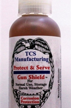 Protect & Serve Gun Shield 4oz Spray Oil