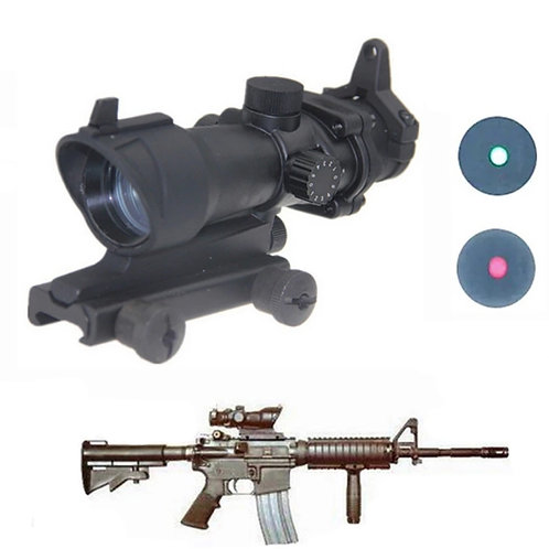 ACOG Red Dot Rifle Sight