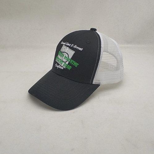 Green Machine Fishing Gear Cap
