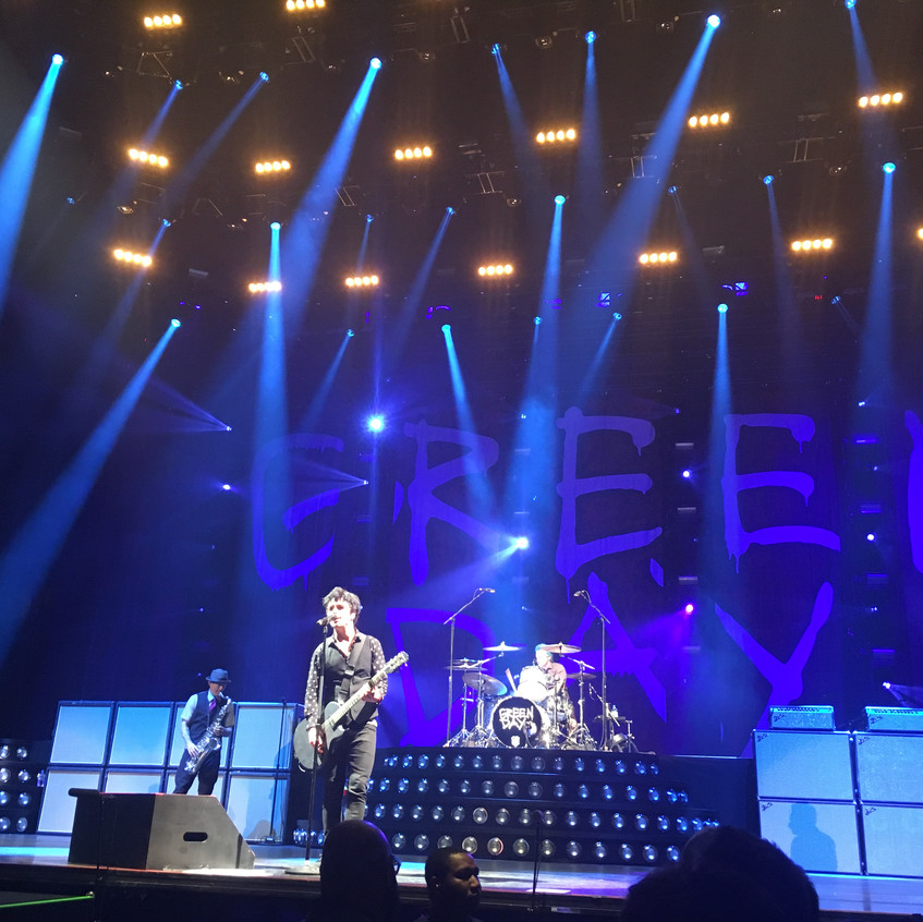 Green Day in Phoenix