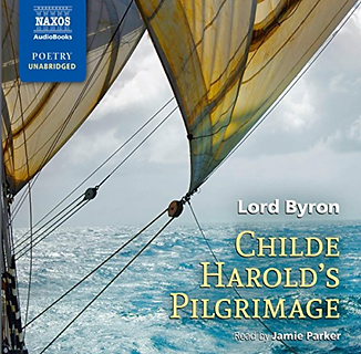 Actor Jamie Parker narrates the audiobook for Childe Harold's Pilgrimage by Lord Byron