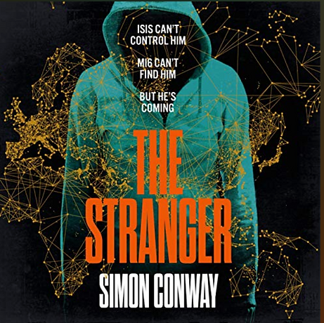 Jamie Parker actor narrates The Stranger by Simon Conway