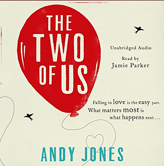 Actor Jamie Parker narrates the audiobook of The Two Of Us by Andy Jones