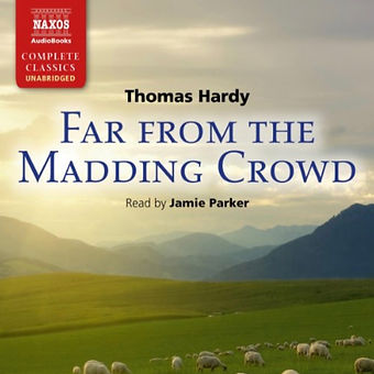 Actor Jamie Parker narrates an audiobook of Far From The Madding Crowd by Thomas Hardy