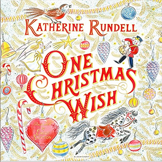 Actor Jamie Parker narrates the audiobook of One Christmas Wish by Katherine Rundell