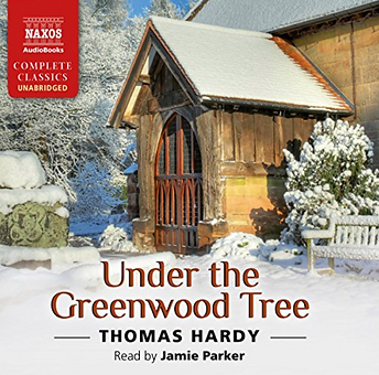 Actor Jamie Parker narrates an audiobook of Under The Greenwood Tree by Thomas Hardy