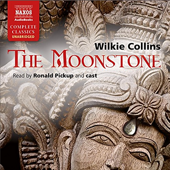 Actor Jamie Parker narrates the audiobook for The Moonstone by Wilkie Collins