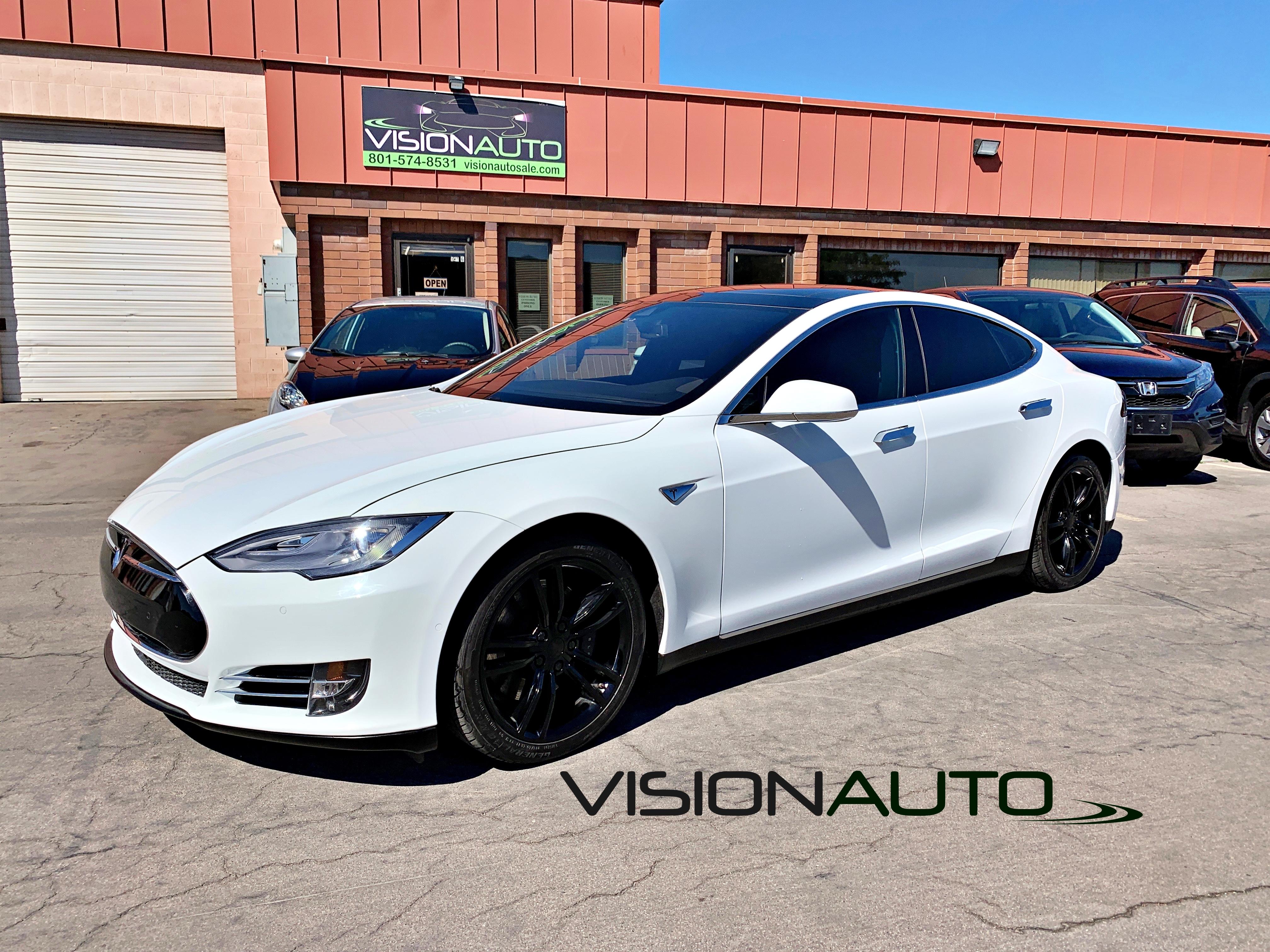 15 Tesla Model S