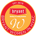 Women In HVAC Symbol
