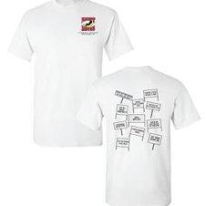 TShirt White $20