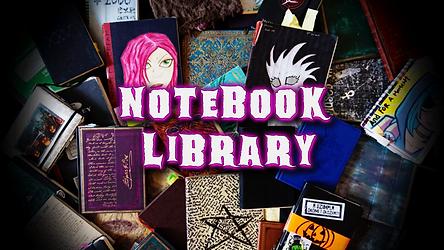 Notebook Library Pugnacious Press Patreo