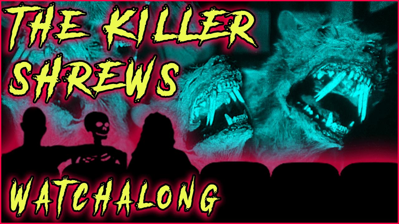 The Killer Shrews Deadflicks Watchalong