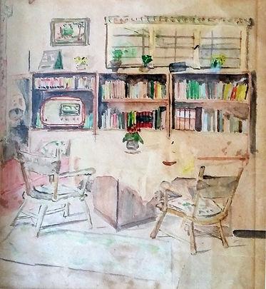 רחוב ארנון  כאן נולדתי ציור של אבא.jpg
