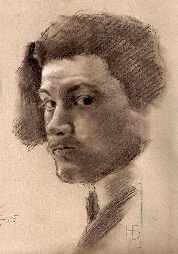 פורטרט עצמי  1905.jpg
