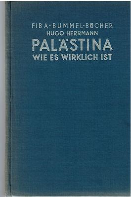 הספר של הוגו  על ארץ ישראל בגרמנית.jpg