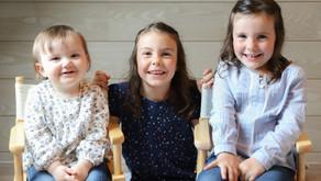 Séance famille à domicile - Plouzevede