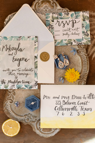 Beautiful Invitations