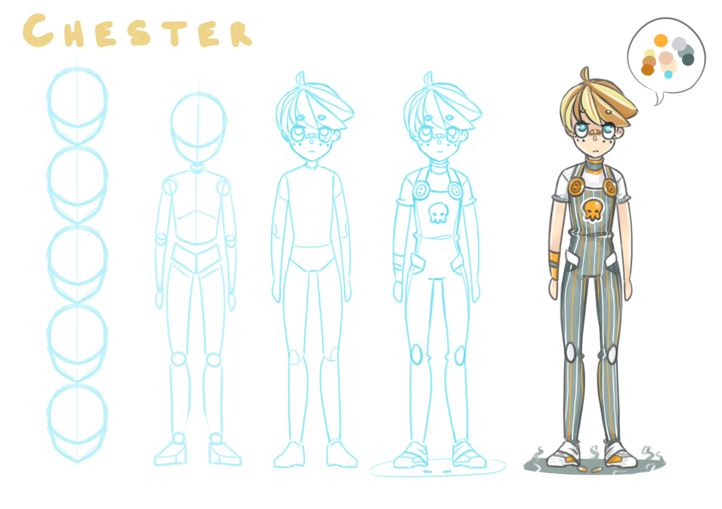 Personal Character Design