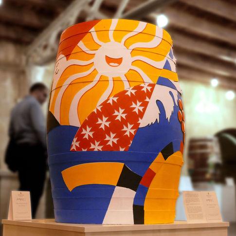 Delicata-wine-barrel-illustration-Malta-