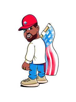 Kanye-West-illustration-cartoon-zack-rit